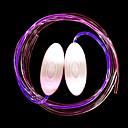 cheap Cell Phones-BRELONG® 1 Pair Luminous Shoelaces Button Battery Powered Creative Novelty Decoration