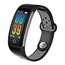 baratos Smartwatches-Pulseira inteligente YY-F07plus para Android iOS Bluetooth Medição de Pressão Sanguínea Calorias Queimadas Pedômetros Genérico Controle de APP Pulso Rastreador Podômetro Aviso de Chamada Monitor de