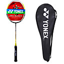 cheap Sports Support & Protective Gear-Badminton Rackets Ultra Light (UL) Durable Carbon Fiber Two-piece Suit for
