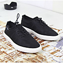 tanie Adidasy męskie-Męskie Komfortowe buty Płótno Wiosna / Lato Adidasy Czarny