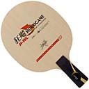 זול שולחן טניס-DHS® Hurricane H-WL CS Ping Pang/מחבטי טניס שולחן לביש עמיד עץ סיבי פחמן 1
