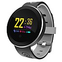 cheap Smartwatches-Alarm Clocks / Multifunction Watch / Smartwatch YY-Q8PRO for Android 4.4 / iOS Calories Burned / Exercise Record / Pedometers / Heart Rate Sensor / APP Control Pulse Tracker / Pedometer / Call