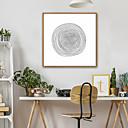 hesapli Çerçeveli Resimler-Soyut Çizim Duvar Sanatı, Plastik Malzeme Frame ile For Ev dekorasyonu çerçeve Sanat Oturma Odası