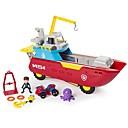 olcso Mesterségek, szerepjátékok kellékei-Mesterségek, szerepjátékok kellékei Csónak tettetés Műanyag ház Ajándék