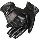 tanie Kostiumy dla Dorosłych-Sportowy / Pełny palec Męskie Rękawice motocyklowe Skóra PU / Skóra poliuretanowa Zatrzymujący ciepło / Polarowa podszewka / Sport