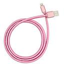 tanie Kable i Ładowarka-Oświetlenie Adapter kabla USB Wysoka prędkość / Szybka opłata Kable Na iPhone 100 cm Na PU
