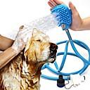 abordables Fournitures de Toilettage pour Chien-Facile à Installer réglable flexible Vêtements pour chiens Nettoyage Couleur Pleine Bleu Chiens Chats Lapins Petits Animaux à Fourrure