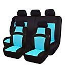 abordables Fundas de Asiento-Fundas para asiento Cubre asientos Amarillo / Rosa / Verde Tejido / Tejido en Punto Funcional for Universal