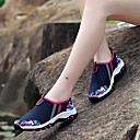 cheap Women's Slip-Ons & Loafers-Women's Shoes Breathable Mesh Summer Comfort Loafers & Slip-Ons Flat Heel Round Toe Fuchsia / Light Grey / Blue+Pink