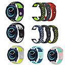 preiswerte Smart Uhr Accessoires-Uhrenarmband für Gear Sport Gear S2 Classic Samsung Galaxy Sport Band Silikon Handschlaufe
