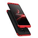 זול מגנים לטלפון & מגני מסך-מגן עבור Xiaomi Redmi 5 Redmi 5 Plus עמיד בזעזועים מזוגג כיסוי אחורי אחיד קשיח PC ל Xiaomi Redmi 5 Xiaomi Redmi 5 Plus Redmi 5A