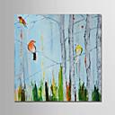 ieftine Picturi cu Peisaje-Hang-pictate pictură în ulei Pictat manual - Peisaj Modern pânză