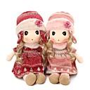cheap Stuffed Animals-Fairytale Theme Plush Doll Non Toxic Lovely Comfy Beautiful Girl Cloth Plush Girls' Toy Gift 1 pcs