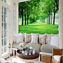 povoljno Zidne naljepnice-običaj travnjak šume 3d veliki zidne obloge murals wallpaper stati spavaća soba restoran krajolik