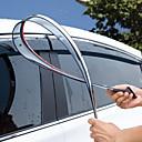 povoljno Ukrasi i zaštita automobila-4kom Automobil Deflectors & Shields transparentan Vrsta lijepljenja / Vrsta suspenzije For Prozor automobila For lijana / Suzuki S-križ /