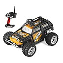 """זול מחזיקים ומרכבים-RC רכב WLtoys WL A979-4 2.4G כביש / רכב טיפוס צוקים / מכונית כביש 1:18 חשמלי עם מברשת 50 km/h ק""""מ / ח"""