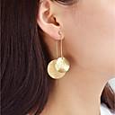 ieftine Cercei-Cercei Picătură cercei femei Modă Bijuterii Auriu / Argintiu Pentru Zilnic Dată