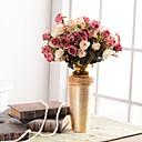 זול פרחים מלאכותיים-פרחים מלאכותיים 1 ענף מסורתי / קלסי / ארופאי אגרטל פרחים לשולחן / אחת אגרטל