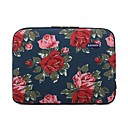 "cheap Laptop Bags-Canvas Floral Print Sleeves 15"" Laptop 14"" Laptop 13"" Laptop 11"" Laptop"