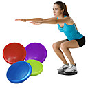 cheap Fitness Gear & Accessories-Stability Wobble Cushion With PVC(PolyVinyl Chloride) Durable Strength Trainning, Balance Trainer For Yoga / Exercise & Fitness / Gym Unisex