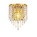 billige Flush Mount-lamper-5w moderne enkelhet ledet krystallvegg lys stue stue soverom soverom nattbord lampe trapper gangveis lys