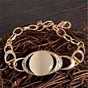 preiswerte Parykopfbedeckungen-Damen Armband - Süß Armbänder Schmuck Gold Für Party Geschenk