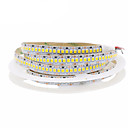 cheap LED Strip Lights-1x5M Flexible LED Light Strips 1200 LEDs Warm White / Cold White Cuttable / Decorative / Linkable 12 V 1pc