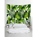 cheap Slipcovers-Garden Theme Landscape Wall Decor Polyester Contemporary Modern Wall Art, Wall Tapestries Decoration