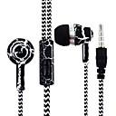 tanie Słuchawki i zestawy słuchawkowe-SLA16 Douszny Przewód Słuchawki Dynamiczny PVC (PCV) Sport i fitness Słuchawka Zestaw słuchawkowy