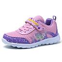 ieftine Pantofi Fetițe-Fete Pantofi Tul Primăvară Confortabili Adidași pentru Mov / Roz