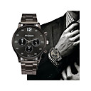 cheap Cell Phones-Men's Chinese Chronograph Stainless Steel Band Vintage / Fashion Silver / SSUO LR626