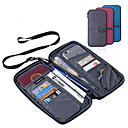 cheap Travel Health-Passport Holder & ID Holder Portable Multi-function Luggage Accessory Polyester 22.5*12cm cm