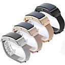 tanie Inteligentny zegarek Akcesoria-Watch Band na Huawei B3 Huawei Metalowa bransoletka Stal nierdzewna Opaska na nadgarstek