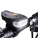 baratos Bell & Locks & Mirrors-Luz Frontal para Bicicleta / Farol para Bicicleta LED LED Ciclismo Impermeável, Leve Bateria Recarregável 400 lm Branco Ciclismo