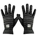 abordables Telémetros de Golf-Dedos completos Mujer Mantiene abrigado / Listo para vestir / Transpirable Golf Guantes Felpa
