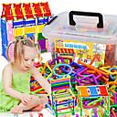 זול Building Blocks-הקלה על ADD, ADHD, חרדה, אוטיזם / מְעוּדָן / אינטראקציה בין הורים לילד נושא קלאסי קלסי 500 pcs חתיכות יוניסקס בגדי ריקוד ילדים מתנות