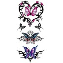 cheap Temporary Tattoos-1 pcs Tattoo Stickers Temporary Tattoos Totem Series / Animal Series Waterproof Body Arts Body / Arm / Shoulder