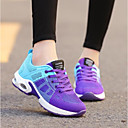 cheap Women's Sneakers-Women's Shoes Breathable Mesh Spring / Fall Comfort Sneakers Creepers Purple / Pink / Black / Red