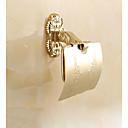 billige Såpekopper-Toalettrullholder Multifunktion Moderne Metall 1pc Vægmonteret