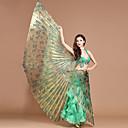 preiswerte Tanzzubehör-Tanz Accessoires Schönes Mädchen Motiv Bühnenrequisiten Damen Leistung Polyester Print Wellenmuster Mode Feiertage