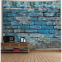 cheap Shower Curtains-Architecture Wall Decor Polyester Vintage Wall Art, Wall Tapestries Decoration