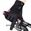 preiswerte Radtrikot und Shorts / Hosen Sets-WOSAWE Sporthandschuhe Touch- Handschuhe warm halten / tragbar / Schützend Handschuhe für den Touchscreen Kunststoff / Silikon Gel /