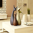 preiswerte Dekorative Objekte-3 Stück Keramik Europäischer Stil für Haus Dekoration, Hausdekorationen Geschenke