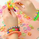 preiswerte Werkzeug für Schmuck & Zubehör-Damen Mehrfarbig Zum Selbermachen Handgemacht Haarkralle Haargummi Stirnband - Grundlegend