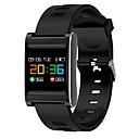 tanie Inteligentne zegarki-Inteligentne Bransoletka YY-K88PLUS na Android 4.3 i nowszy / iOS 7 i nowsze Pulsometr / Pomiar ciśnienia krwi / Spalone kalorie / Długi czas czuwania / Ekran dotykowy Krokomierz / Powiadamianie o
