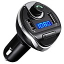 cheap Bluetooth Car Kit/Hands-free-T20 Bluetooth 3.0 Bluetooth Car Kit FM Transmitters Universal