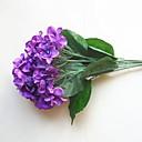 tanie Sztuczny kwiat-Sztuczne Kwiaty 1 Gałąź Ślub / minimalistyczny styl Hortensje Bukiety na stół