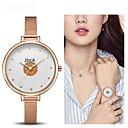 hesapli Kadın Saatleri-Kadın's Elbise Saat / Bilek Saati Çince Yeni Dizayn / Gündelik Saatler Alaşım Bant Günlük / Moda Gümüş / Altın Rengi / Gül Altın / Sony SR920SW / İki yıl