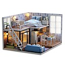cheap Models & Model Kits-Dollhouse Exquisite Mini House Romantic 1pcs Pieces All Gift