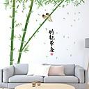 billige Veggklistremerker-Dekorative Mur Klistermærker - Fly vægklistermærker Blomstret / Botanisk Stue / Soverom